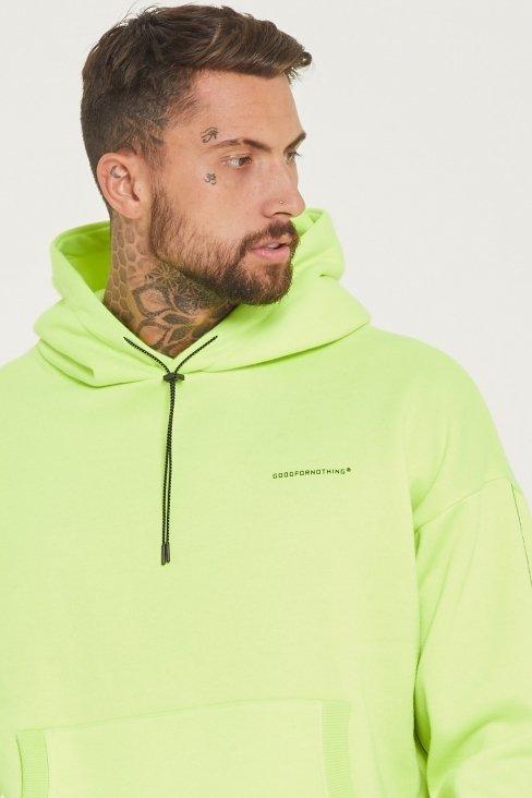 Future Neon Oversized Hood