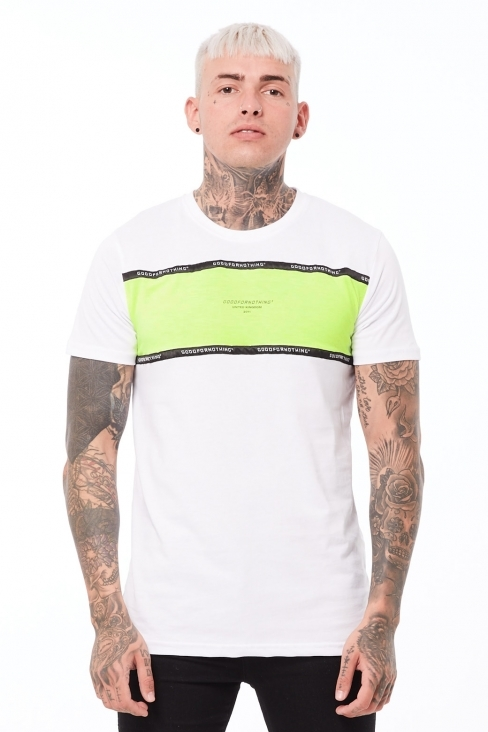 Future Block Neon T-Shirt