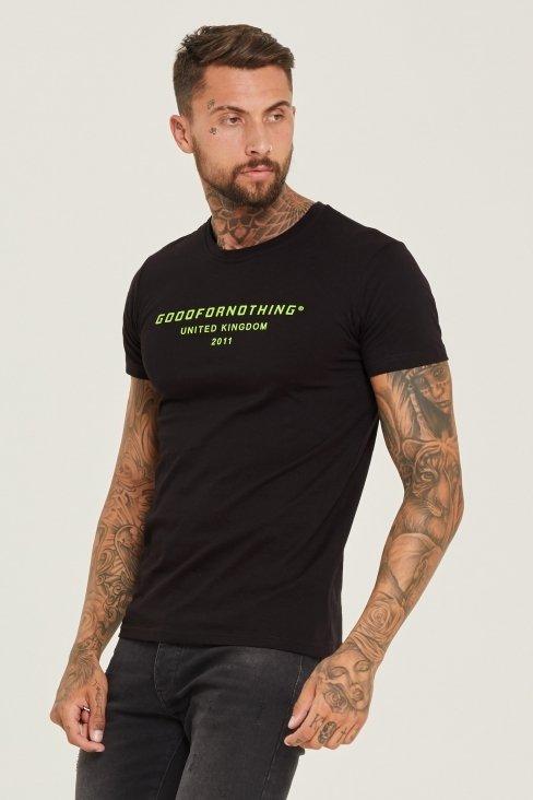 Technical Neon T-Shirt
