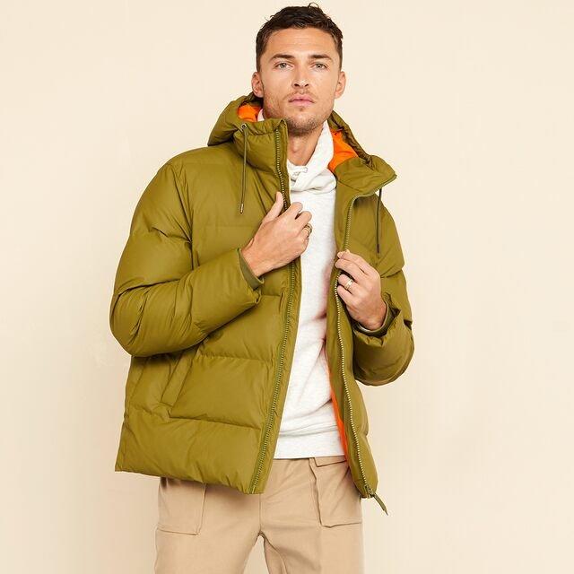 The Coat Shop: Men's Parkas & Down