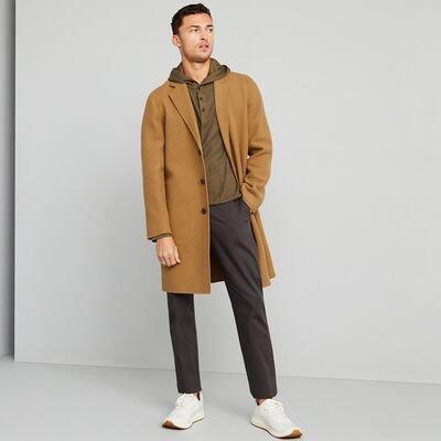The Coat Shop: Men's Wool & Overcoats