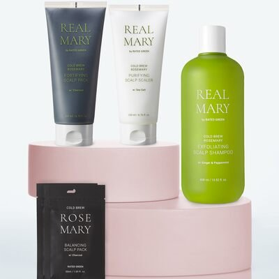 K-Beauty Hair Care ft. Real Mary by Rated Green