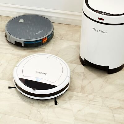 Automatic Robot Vacuums & More Up to 60% Off
