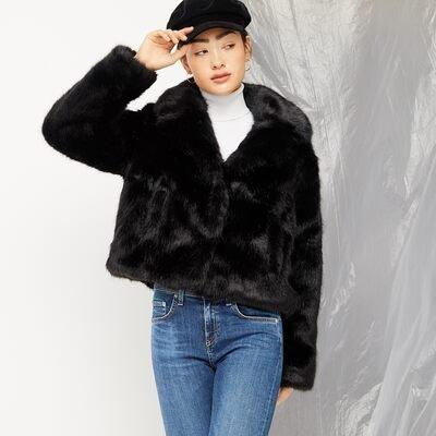 The Coat Shop: Faux Fur