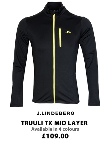 J Lindeberg Truuli