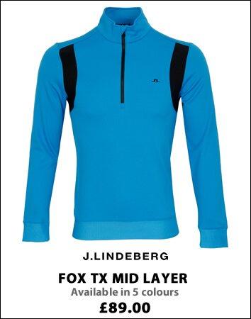 J Lindeberg Fox