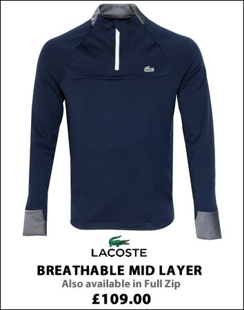 Lacoste Breathable