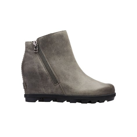 Joan Wedge Zip Waterproof Boots
