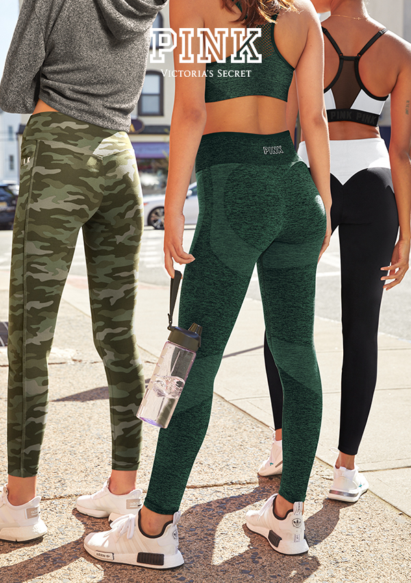 Girls in leggings