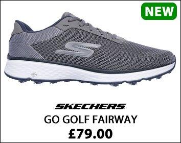 Skechers Fairway Grey