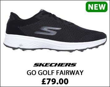 Skechers Fairway Black