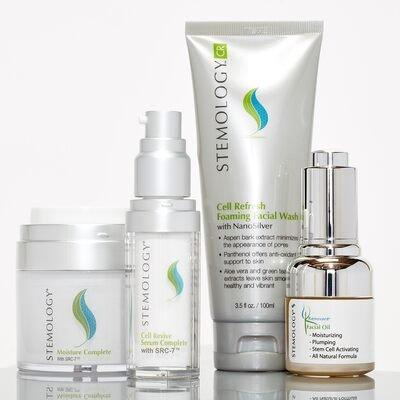 Stemology: Natural Anti-Aging Skin Care