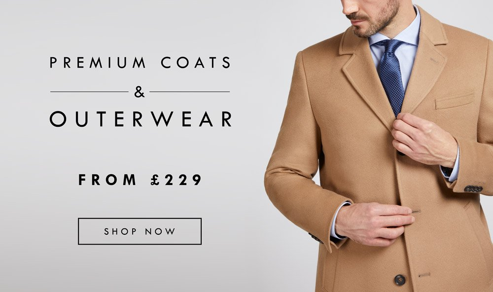 Austin Reed Us Luxury Winter Coats From 229 Premium Cashmere Wool Outerwear Milled