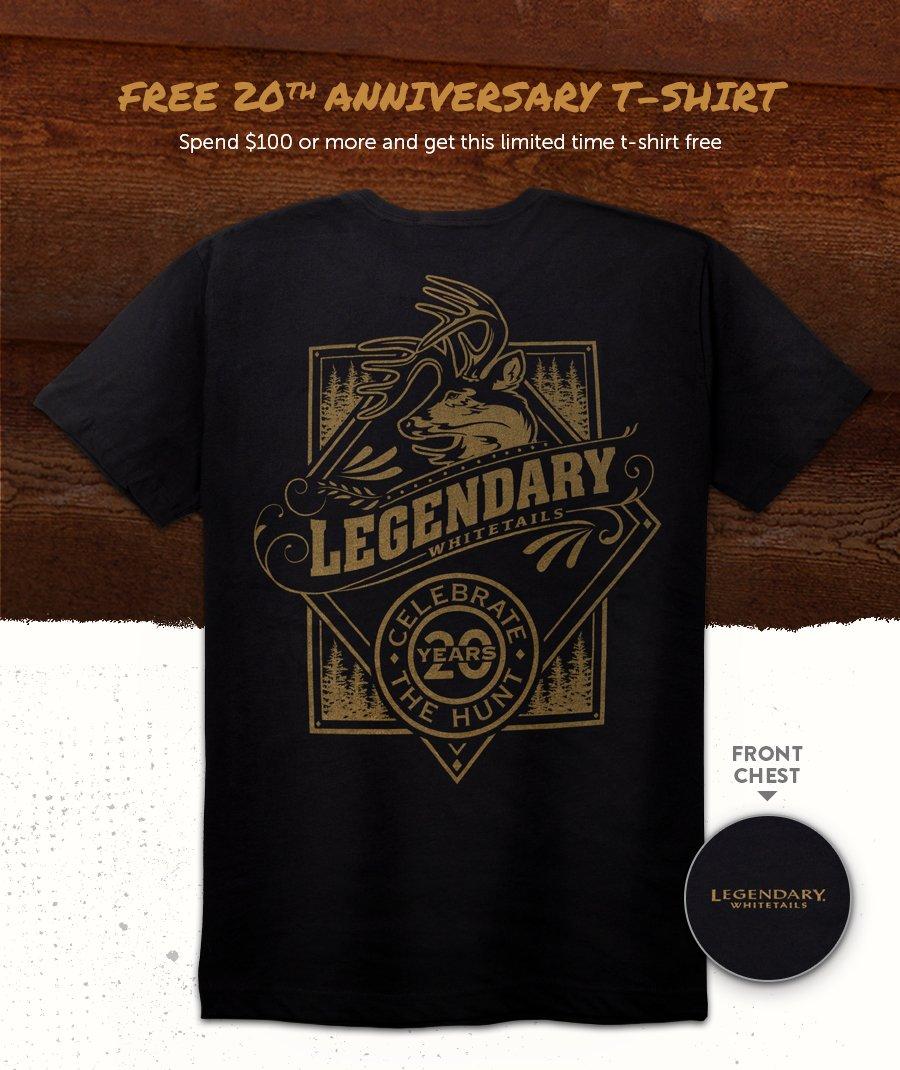 Shop Legendary Whitetails Now