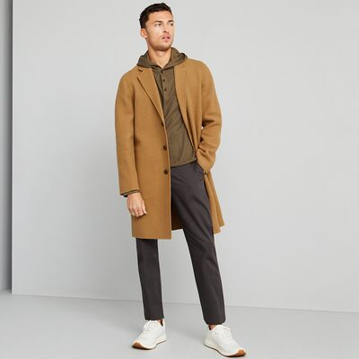 The Coat Shop: Men's Wool & Overcoats