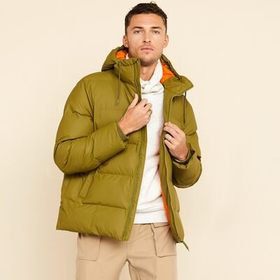 The Coat Shop: Men's Parkas & Down