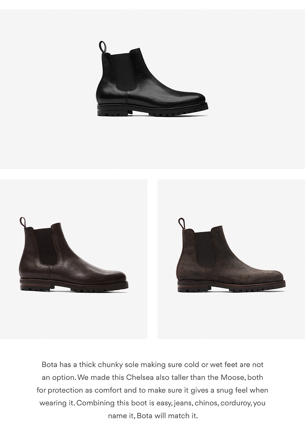 No Label NL: The Brand New Chelsea Boot