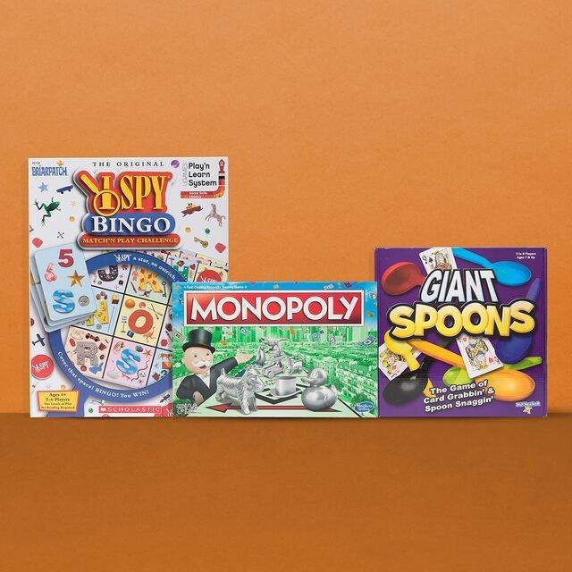Family Fun Night: Games & Toys Starting at $12