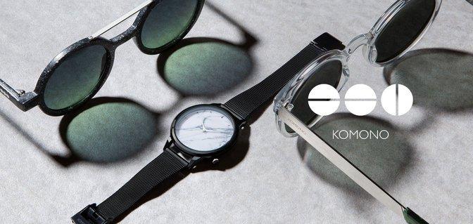 KOMONO - Watches