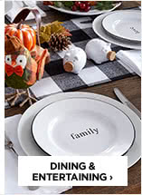 Dining & entertaining