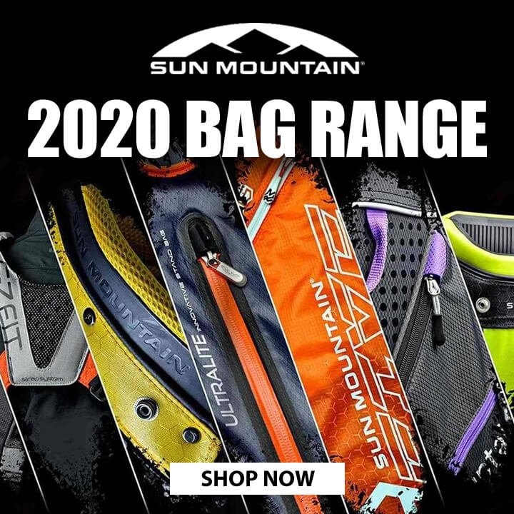 Sun Mountain Bags - Shop Now