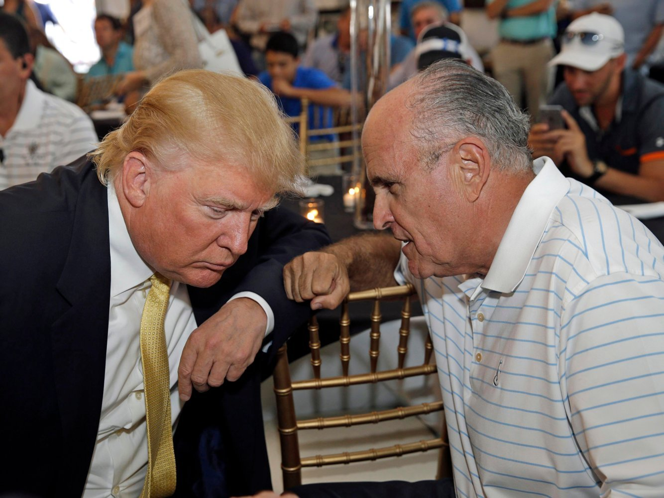 8 Trump officials made stunning revelations about how the president and Giuliani weaponized the State Department