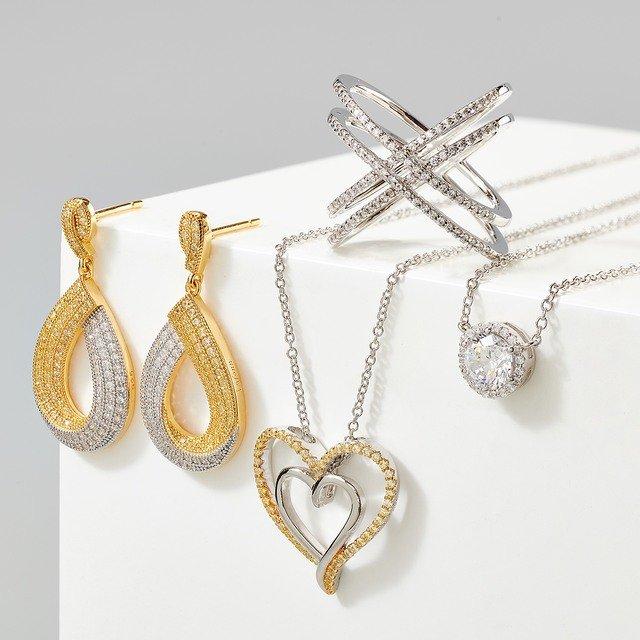 Lafonn Simulated Diamond Jewelry Up to 75% Off