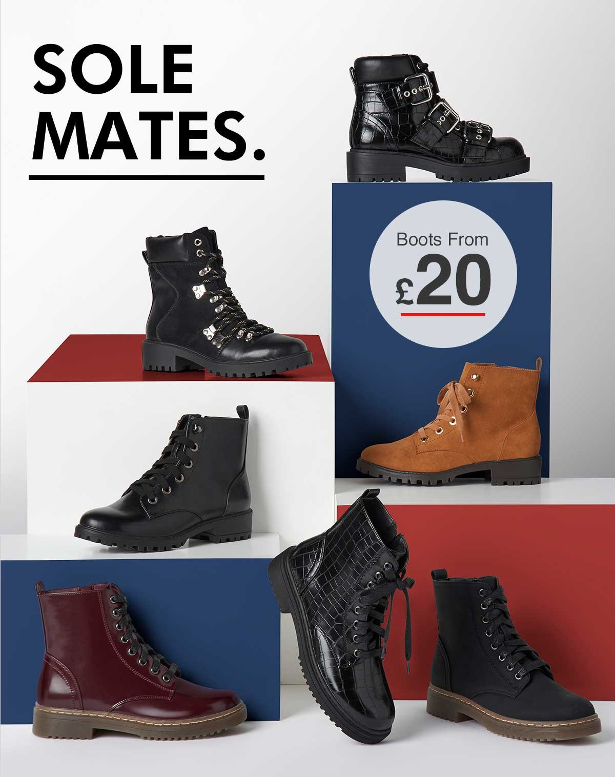 Matalan Direct: Hey, time for a reBOOT