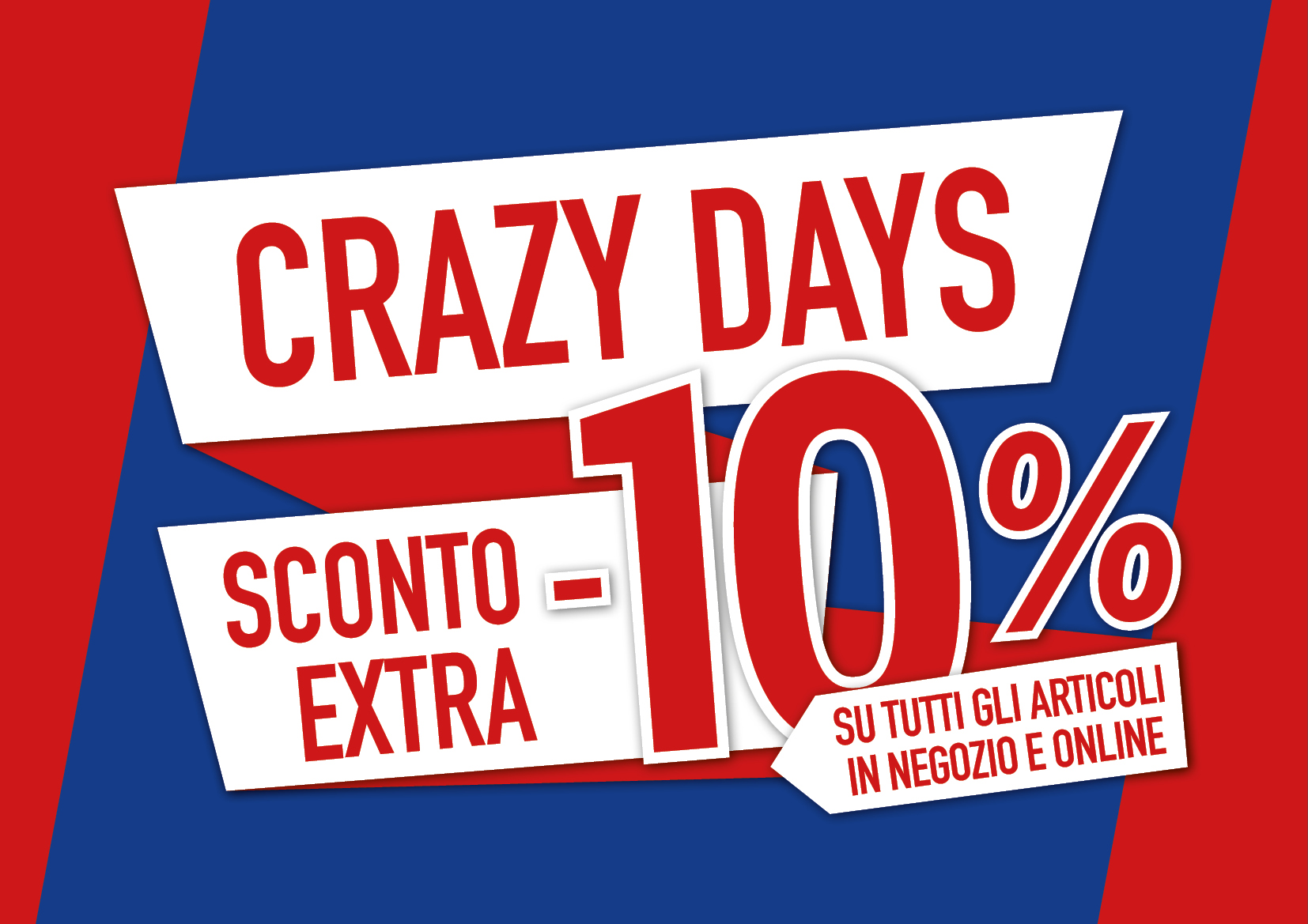 nencini_it: Crazy Days Sconto Extra 10% | Milled