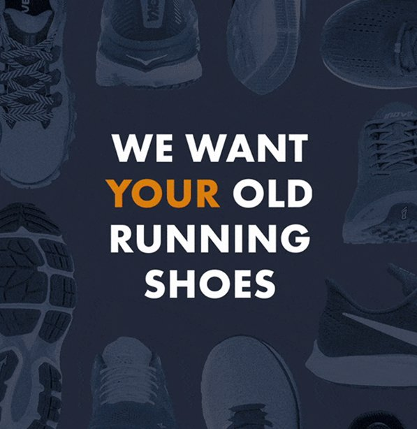 Runners Need: Recycle your run for £20