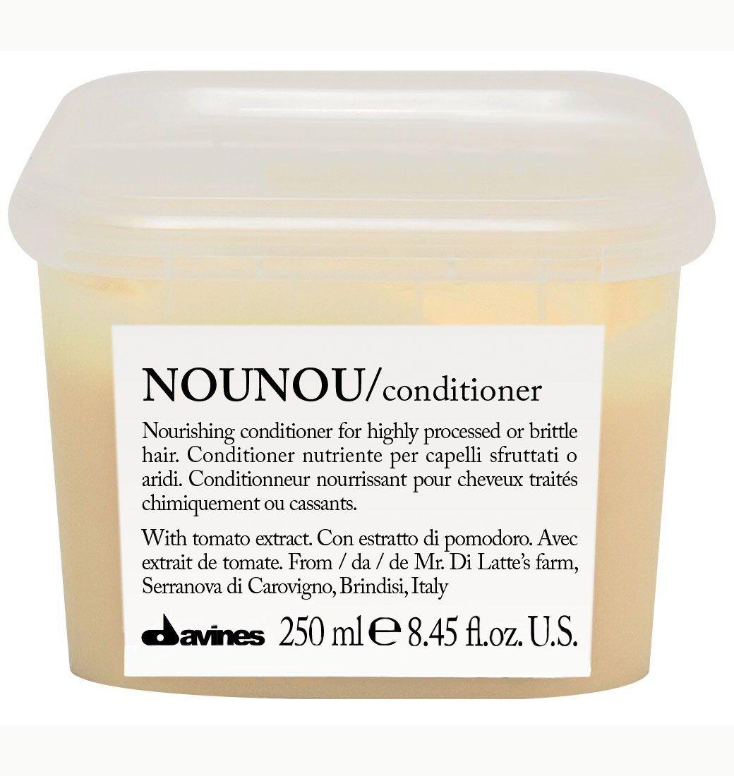 Davines Essential Haircare New NouNou Conditioner - Питательный кондиционер, облегчающи...