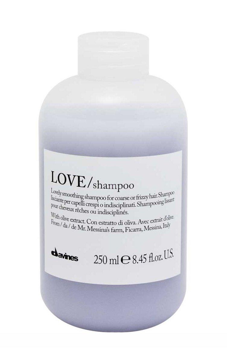 Davines Essential Haircare New Love Lovely Smoothing Shampoo - Шампунь для разглаживани...