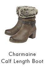 charmaine boot
