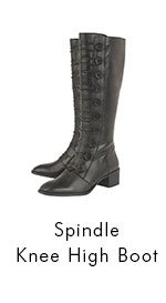 spindle boot