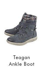 teagan boot