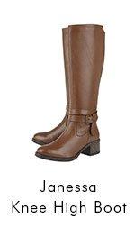 janessa boot
