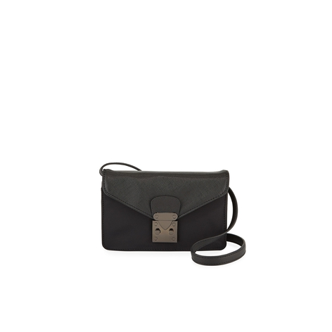 Neiman Marcus Dylan Small Flap-Top Crossbody Bag