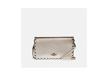 HAYDEN CROSSBODY PLATINUM