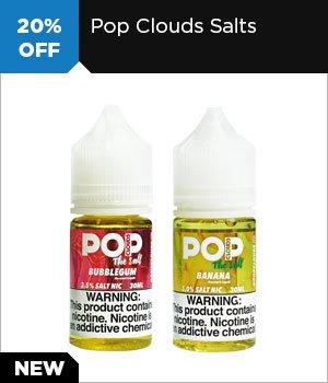 20% off Pop Clouds Salts