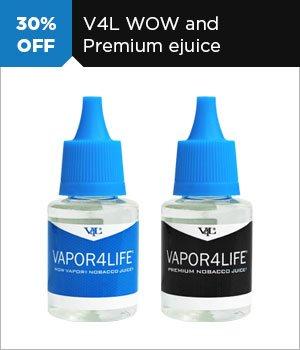 30% off WOW & Premium eJuice