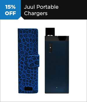 15% off Juul Portable Chargers