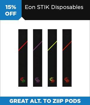 15% off Eon Stik Disposable Vapes