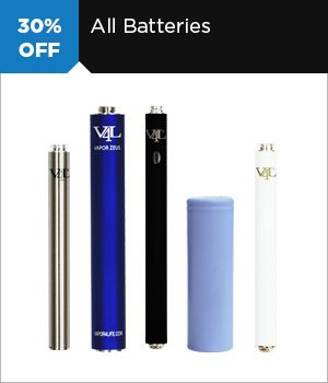 30% off All Batteries