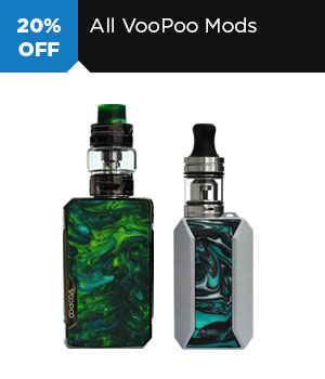 20% off All VooPoo Mods