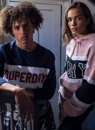 Extra 20% off Superdry Outlet
