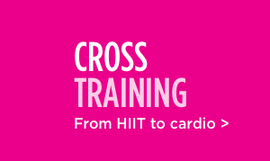 Shop cross training from HIIT to cardio