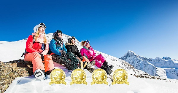 Sunweb verkozen tot beste ski touroperator ter wereld