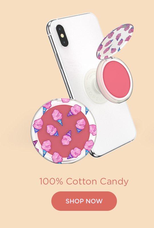 Shop 100% Cotton Candy