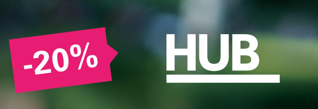 -20%   HUB >
