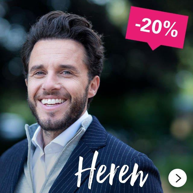 -20%   Heren >